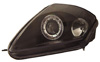 2004 Mitsubishi Eclipse  Projector Head Lights Black