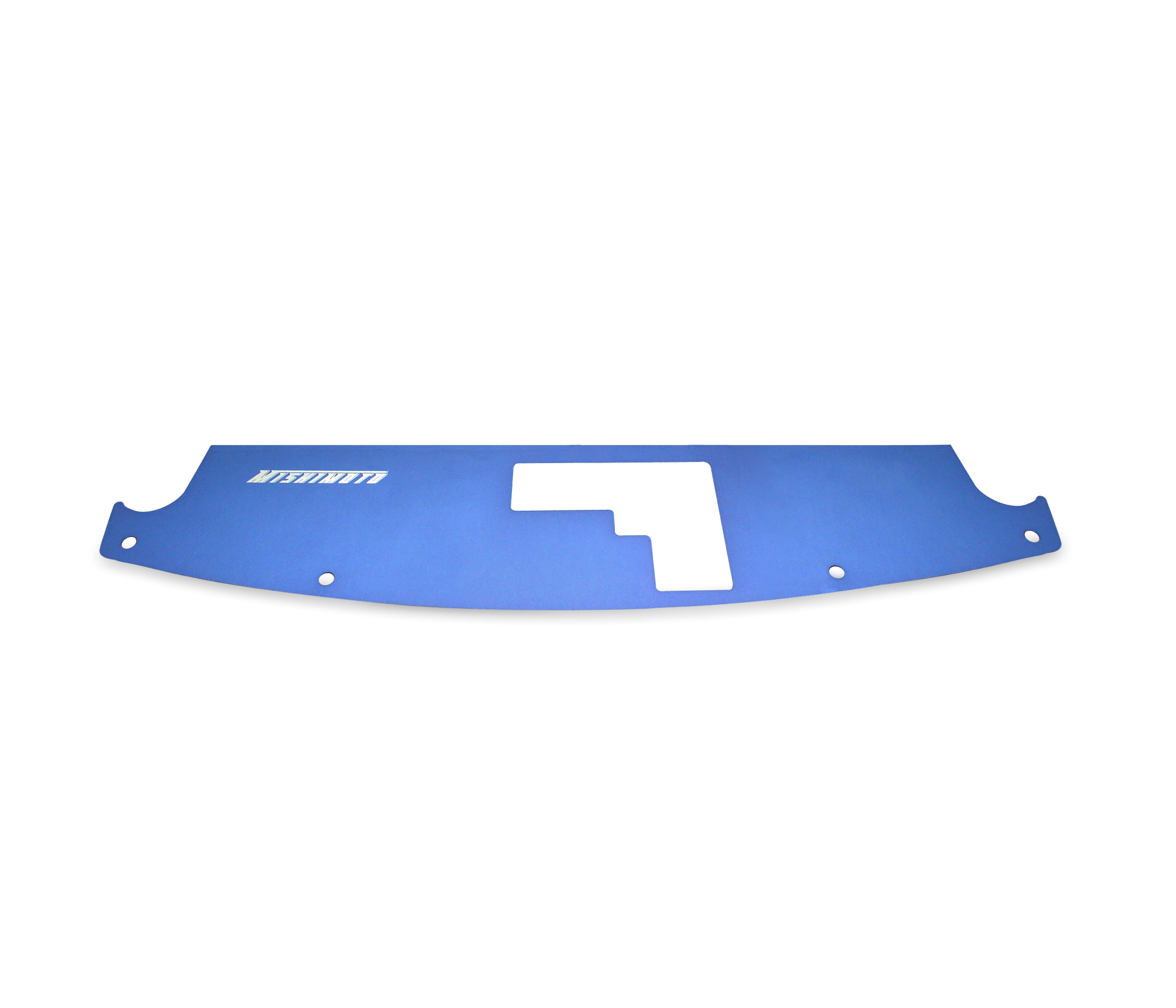 Nissan 350Z  2003-2006 Mishimoto Air Diversion Plate - Blue Finish
