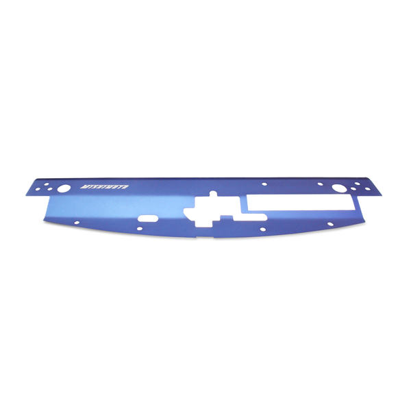 Mitsubishi Lancer Evolution 2001-2007 Mishimoto Air Diversion Plate - Blue Finish