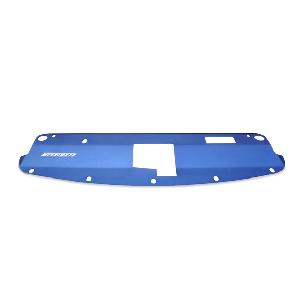 Honda S2000  2000-2009 Mishimoto Air Diversion Plate - Blue Finish