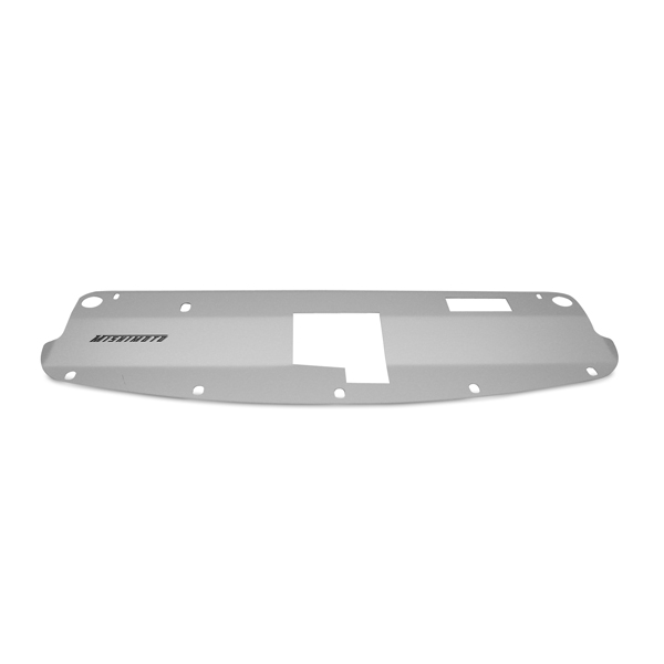Honda S2000  2000-2009 Mishimoto Air Diversion Plate - Matte Finish