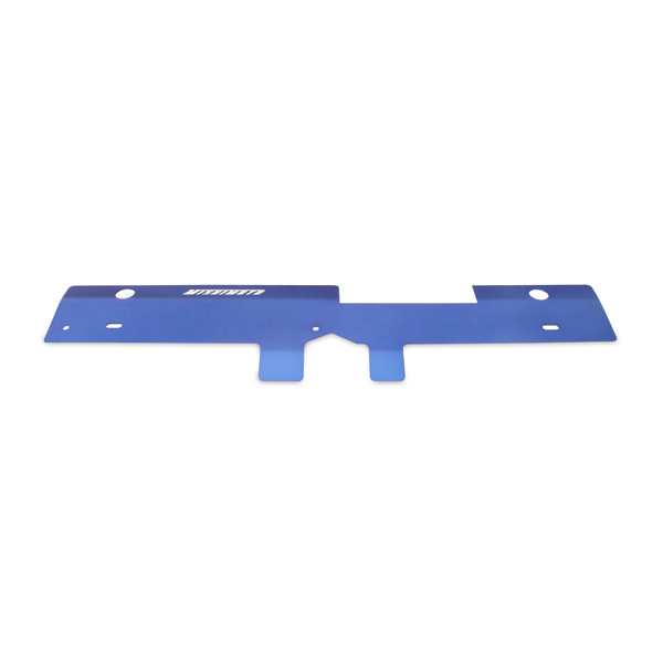 Subaru WRX STI 2001-2005 Mishimoto Air Diversion Plate - Blue Finish