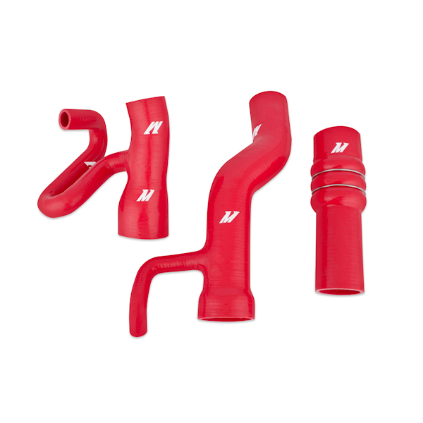 Audi S4  1992-1997 Mishimoto Silicone Turbo Hose Kit - Red