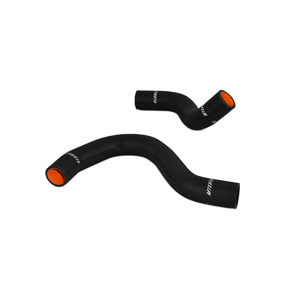 Honda Civic Si 2002-2005 Mishimoto Silicone Radiator Hose Kit - Black
