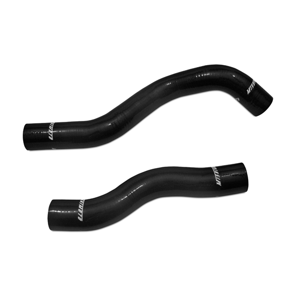 Honda Civic  2006-2011 Mishimoto Silicone Radiator Hose Kit - Black