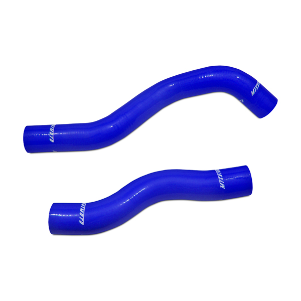 Honda Civic  2006-2011 Mishimoto Silicone Radiator Hose Kit - Blue
