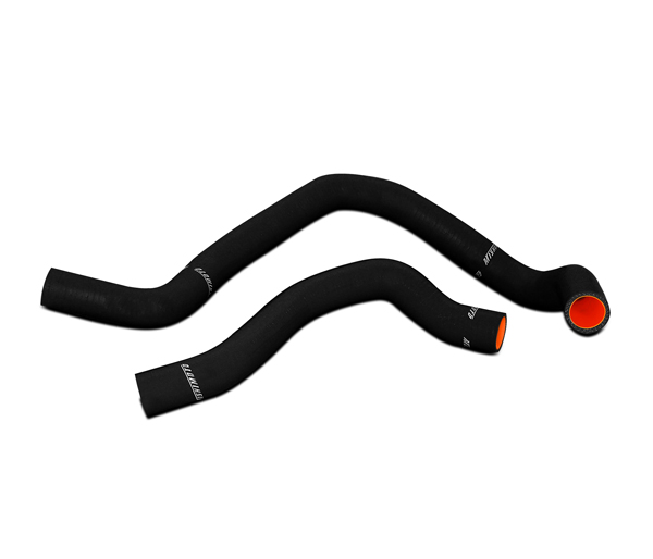 Honda Civic W/ B16 1988-1991 Mishimoto Silicone Radiator Hose Kit - Black
