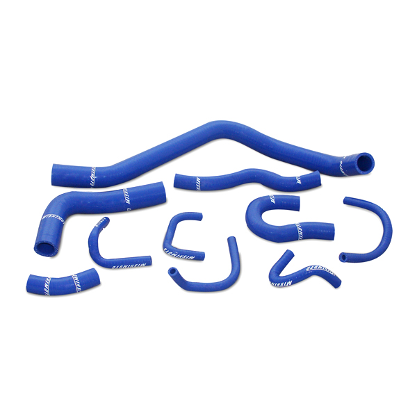 Honda Civic  1988-1991 Mishimoto Silicone Radiator Hose Kit - Blue
