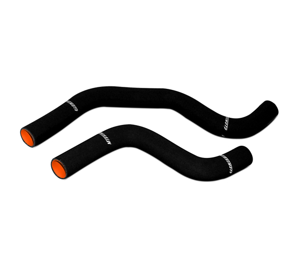 Mitsubishi Lancer Evolution 7,8 2001-2005 Mishimoto Silicone Radiator Hose Kit - Black