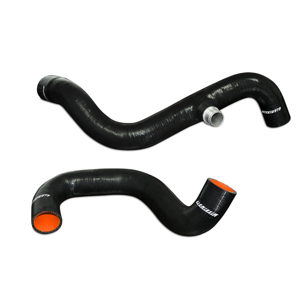 Ford Super Duty 7.3l Diesel 1994-1997 Mishimoto Silicone Radiator Hose Kit - Black