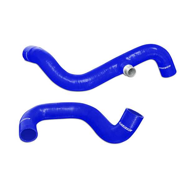 Ford Super Duty 7.3l Diesel 1994-1997 Mishimoto Silicone Radiator Hose Kit - Blue