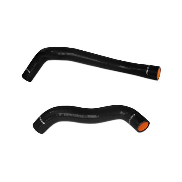 Ford Super Duty 7.3l Diesel 1999-2000 Mishimoto Silicone Radiator Hose Kit - Black