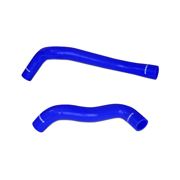 Ford Super Duty 7.3l Diesel 1999-2000 Mishimoto Silicone Radiator Hose Kit - Blue