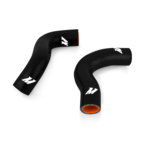Subaru Forester Xt Turbo 2004-2008 Mishimoto Silicone Radiator Hose Kit - Black