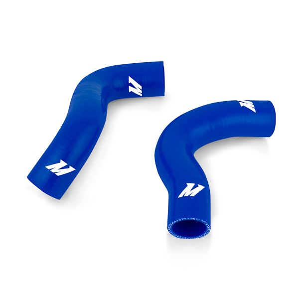 Subaru Forester Xt Turbo 2004-2008 Mishimoto Silicone Radiator Hose Kit - Blue