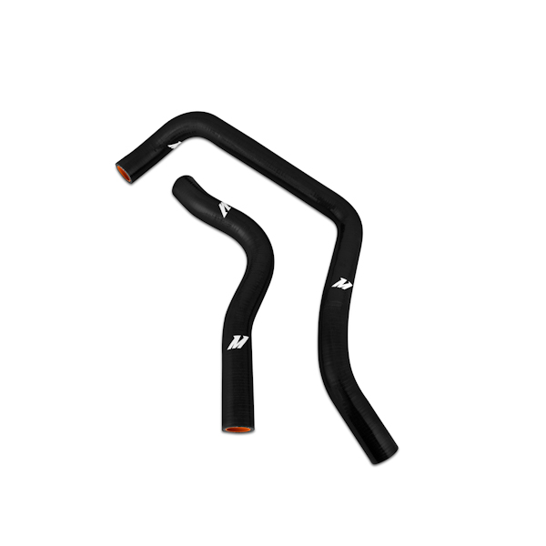 Acura Integra Type R 1997-2001 Mishimoto Silicone Radiator Hose Kit - Black
