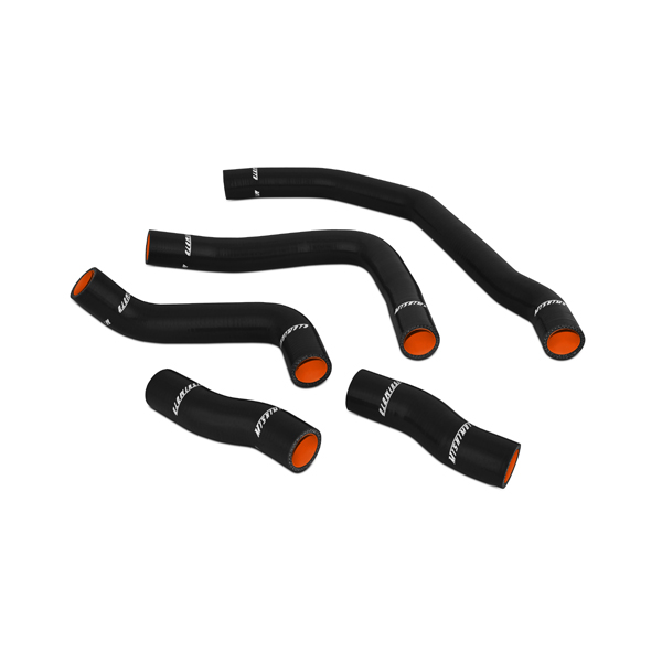 Toyota MR2 Turbo 1990-1999 Mishimoto Silicone Radiator Hose Kit - Black