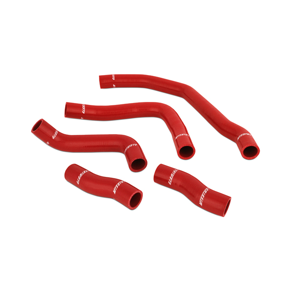 Toyota MR2 Turbo 1990-1999 Mishimoto Silicone Radiator Hose Kit - Red