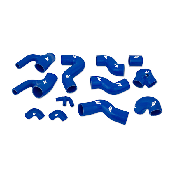 Audi S4  1997-2002 Mishimoto Silicone Turbo Hose Kit - Blue