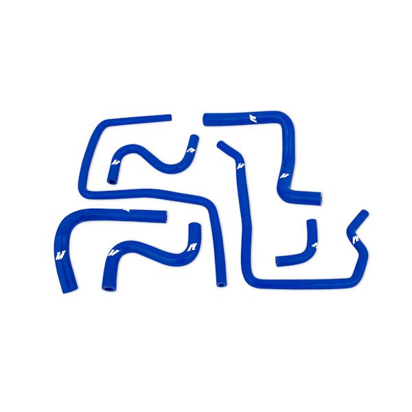 Subaru WRX /STI 2004-2007 Mishimoto Silicone Ancillary Hoses - Blue