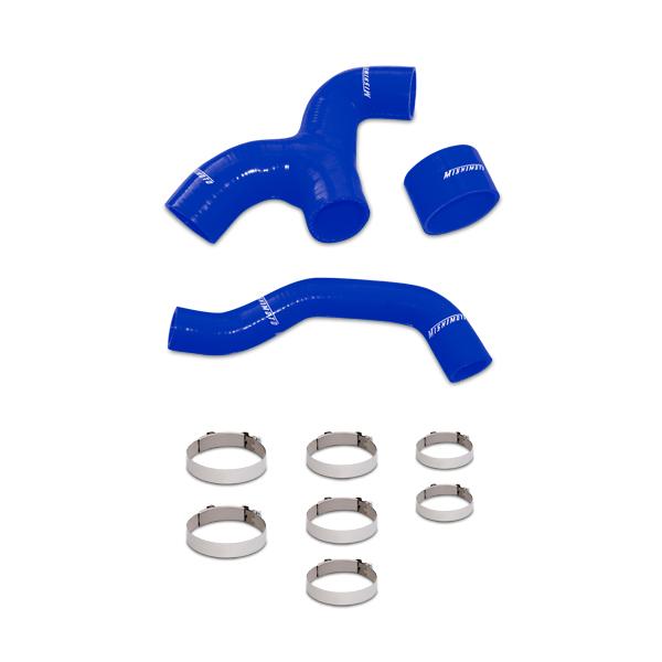 Subaru WRX  2001-2005 Mishimoto Silicone Intercooler Hoses - Blue