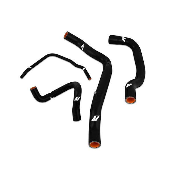 Mini Cooper S (supercharged) 2002-2008 Mishimoto Silicone Radiator Hose Kit - Black