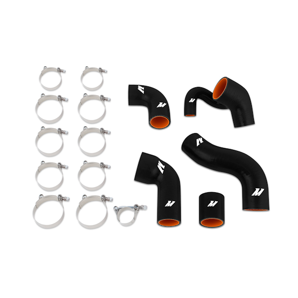 Volvo  V70  1997-2004 Mishimoto Silicone Turbo Hose Kit - Black