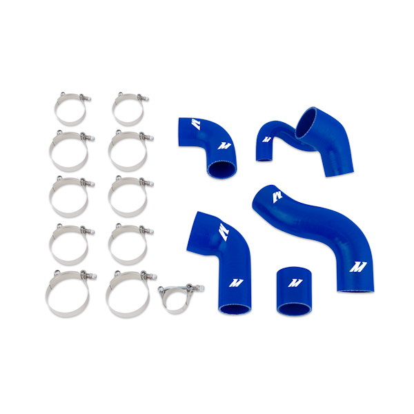 Volvo S70  1997-2004 Mishimoto Silicone Turbo Hose Kit - Blue