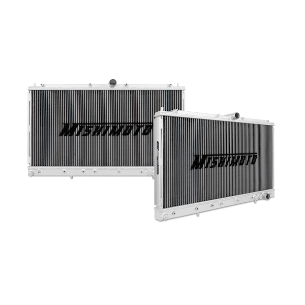 Mitsubishi 3000gt Turbo And Non-Turbo  1991-1999 Mishimoto Performance Aluminum Radiator