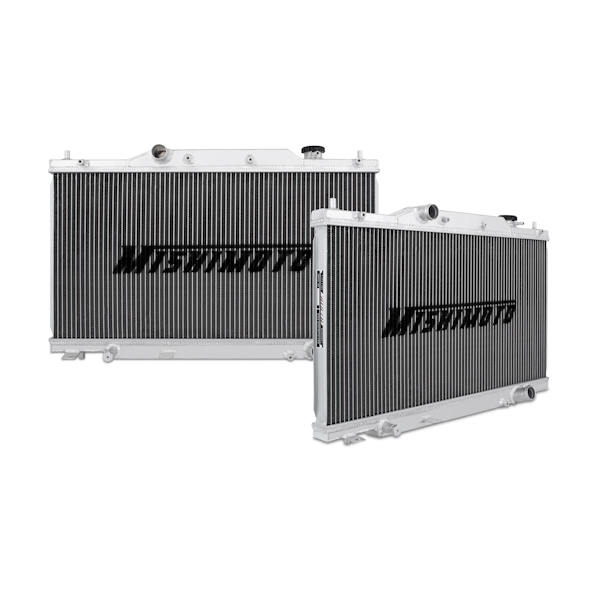 Honda Civic Si  2002-2005 Mishimoto Performance Aluminum Radiator