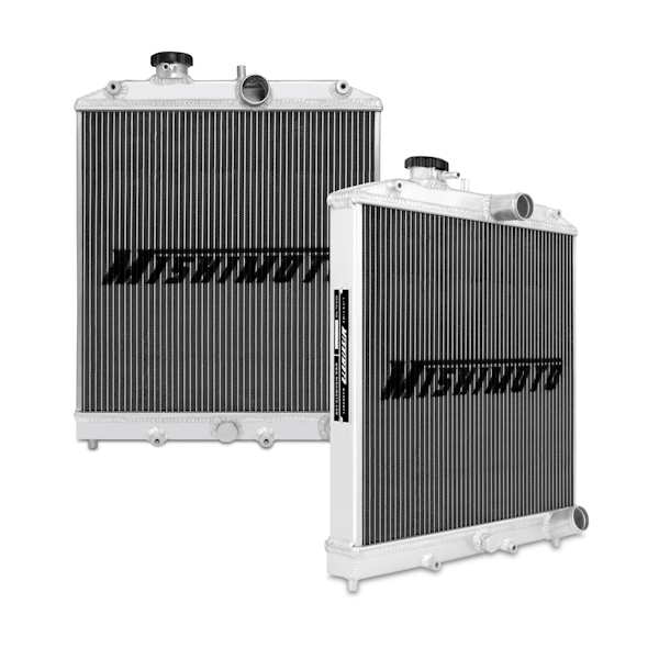 Honda Civic   1992-2000 Mishimoto Performance Aluminum Radiator