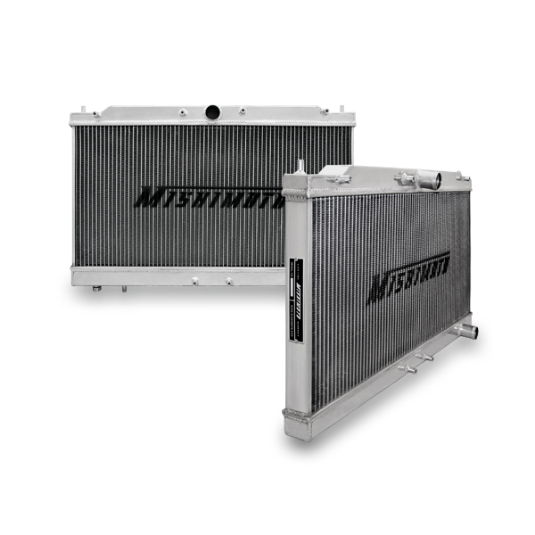 Mitsubishi Eclipse Turbo  1995-1999 Mishimoto Performance Aluminum Radiator 3 Row
