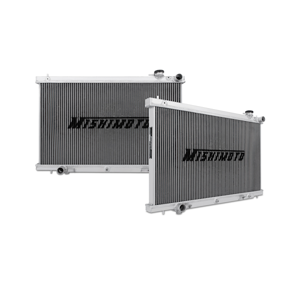 Mitsubishi Lancer Lancer And Lancer Ralliart  2008-2011 Mishimoto Performance Aluminum Radiator 3 Row