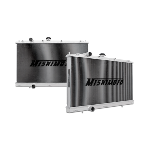 Mitsubishi Lancer Evolution 4,5,6  1996-2001 Mishimoto Performance Aluminum Radiator