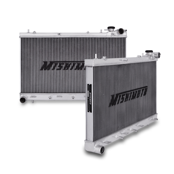 Subaru Forester Xt Turbo  2004-2008 Mishimoto Performance Aluminum Radiator