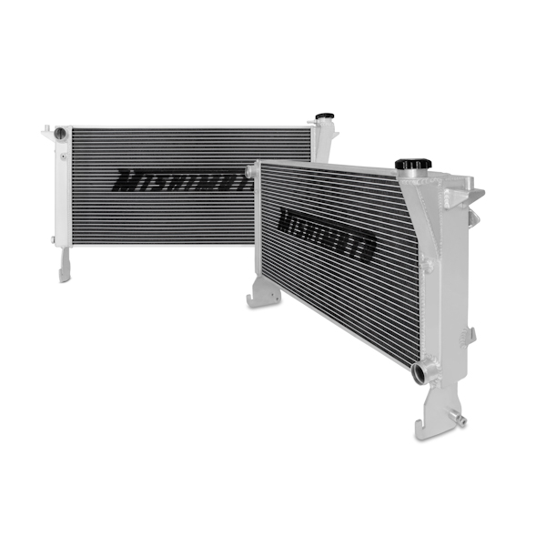 Hyundai Genesis Coupe 4cyl Turbo  2010-2013 Mishimoto Performance Aluminum Radiator