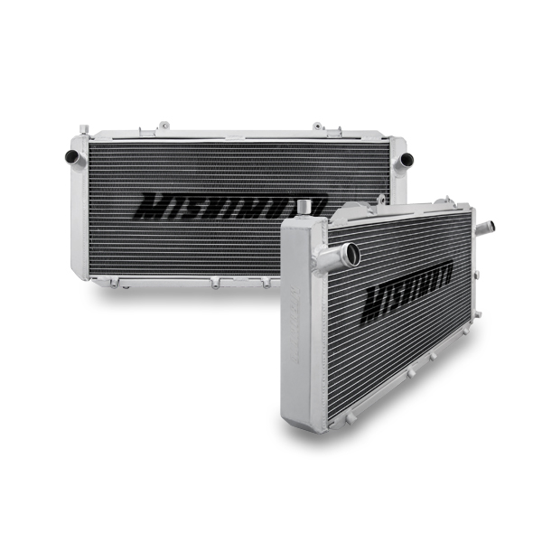 Toyota MR2 Turbo  1990-1997 Mishimoto Performance Aluminum Radiator 3 Row