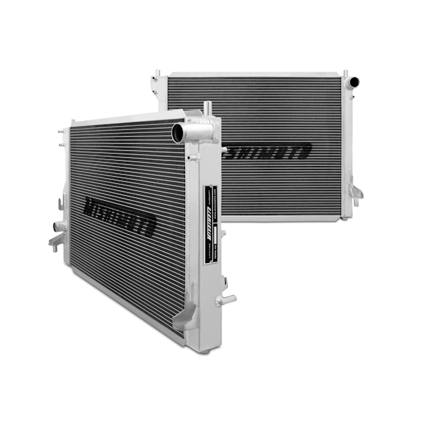 Ford Mustang Gt  2005-2012 Mishimoto Performance Aluminum Radiator