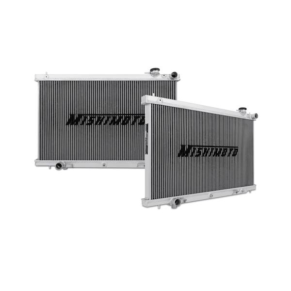 Subaru WRX   2008-2012 Mishimoto Performance Aluminum Radiator 3 Row