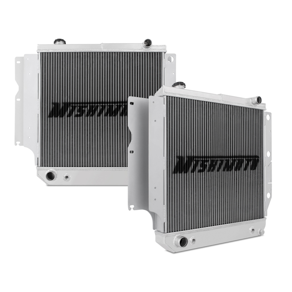 Jeep Wrangler Yj And Tj 1987-2006 Mishimoto Performance Aluminum Radiator