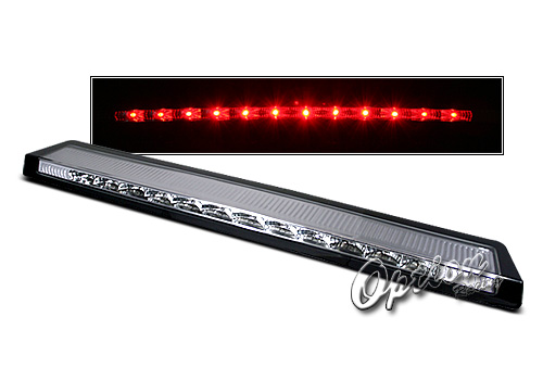 Ford Mustang 1999-2004 Chrome Housing LED 3rd Brake Light