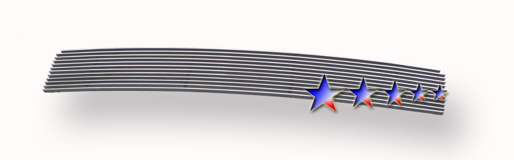 Nissan Altima  2005-2006 Polished Lower Bumper Aluminum Billet Grille