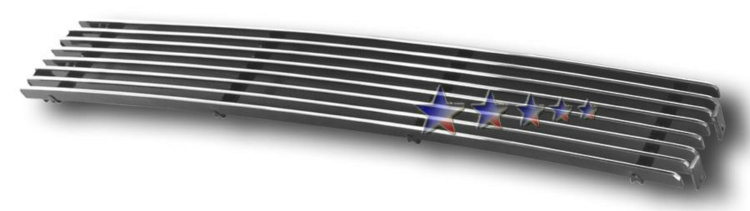 Nissan Pathfinder  1999-2004 Polished Lower Bumper Aluminum Billet Grille