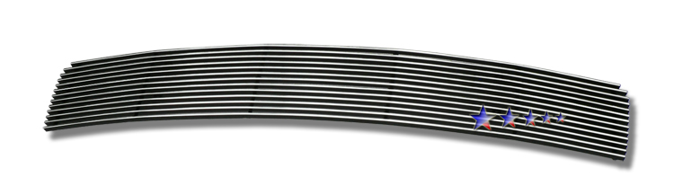 Nissan 350Z  2003-2005 Polished Lower Bumper Stainless Steel Billet Grille