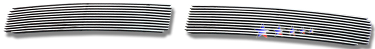 Nissan Maxima Se 2001-2003 Polished Lower Bumper Stainless Steel Billet Grille