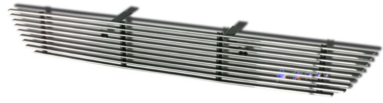 Nissan Xterra  2005-2008 Polished Lower Bumper Aluminum Billet Grille