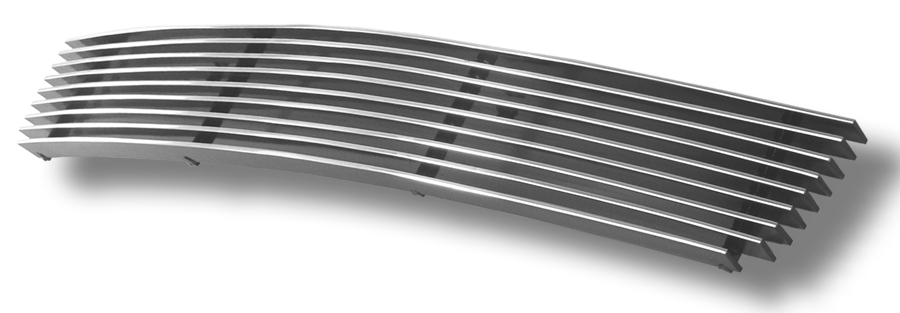 Nissan Frontier  2005-2011 Polished Lower Bumper Stainless Steel Billet Grille