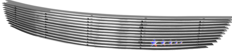 Nissan Murano  2003-2008 Polished Lower Bumper Aluminum Billet Grille