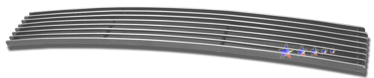 Nissan Sentra  2007-2009 Polished Lower Bumper Aluminum Billet Grille