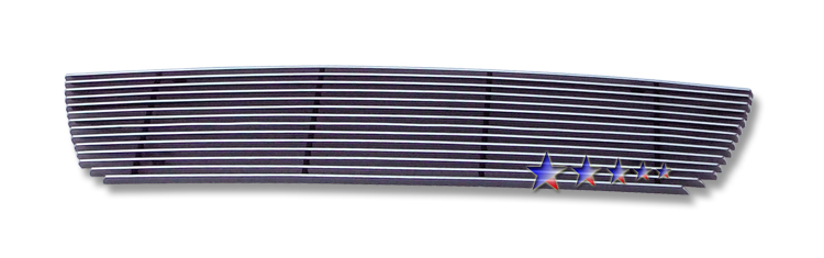 Nissan Armada  2008-2012 Polished Lower Bumper Aluminum Billet Grille